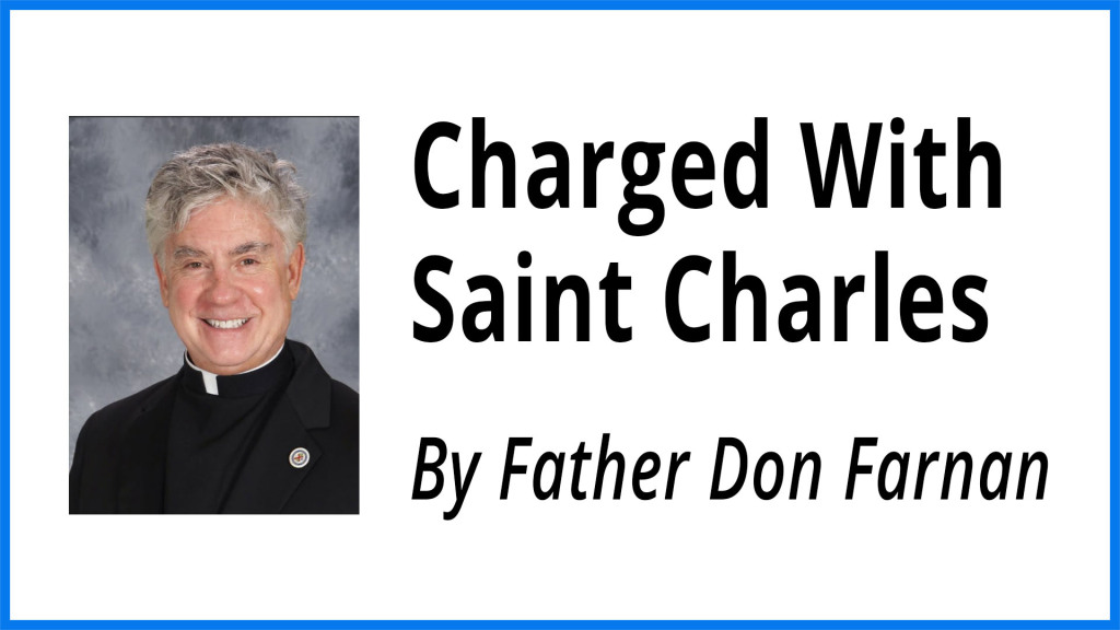 Father Don Farnan Blog Web Promo Image