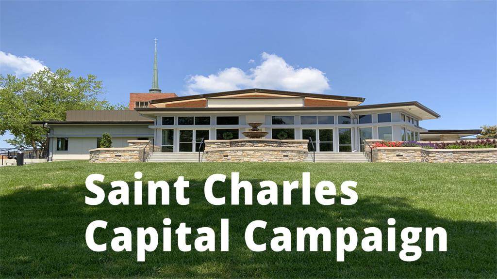 Saint Charles Borromeo Capital Campaign Update Image