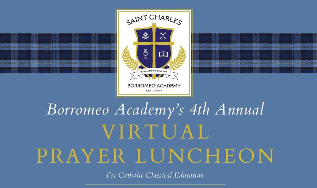 2020 Borromeo Academy Prayer Luncheon Image