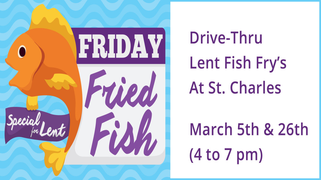2021 Lent Friday Fish Fry's Promo Image