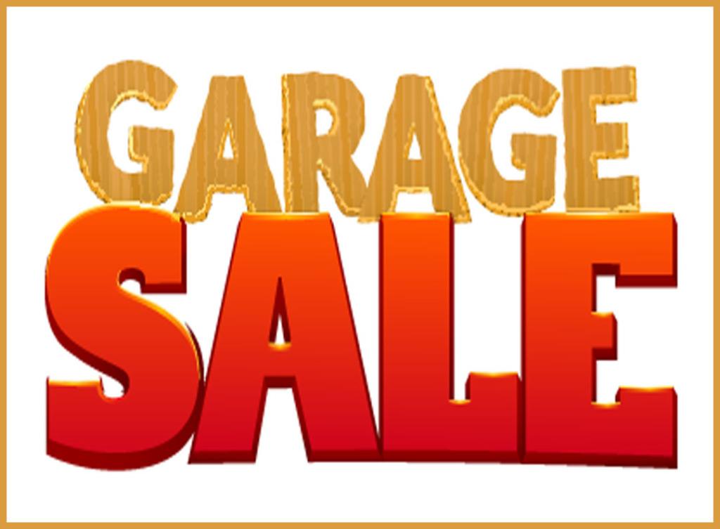 2021 St. Charles Borromeo Garage Sale Promo Image