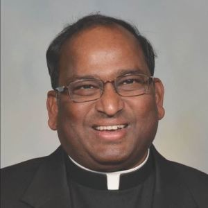 Photo of Fr Aro Nathan