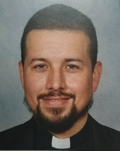 Photo of Fr. Brian Gonzalez