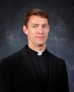 Photo of Fr Will Arnold