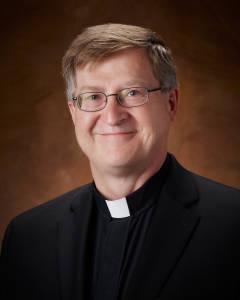 Photo of Rev Dennis Saran