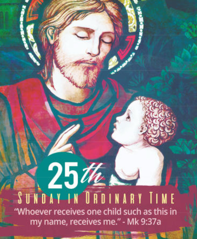 25th. Sunday in Ordinary Time
