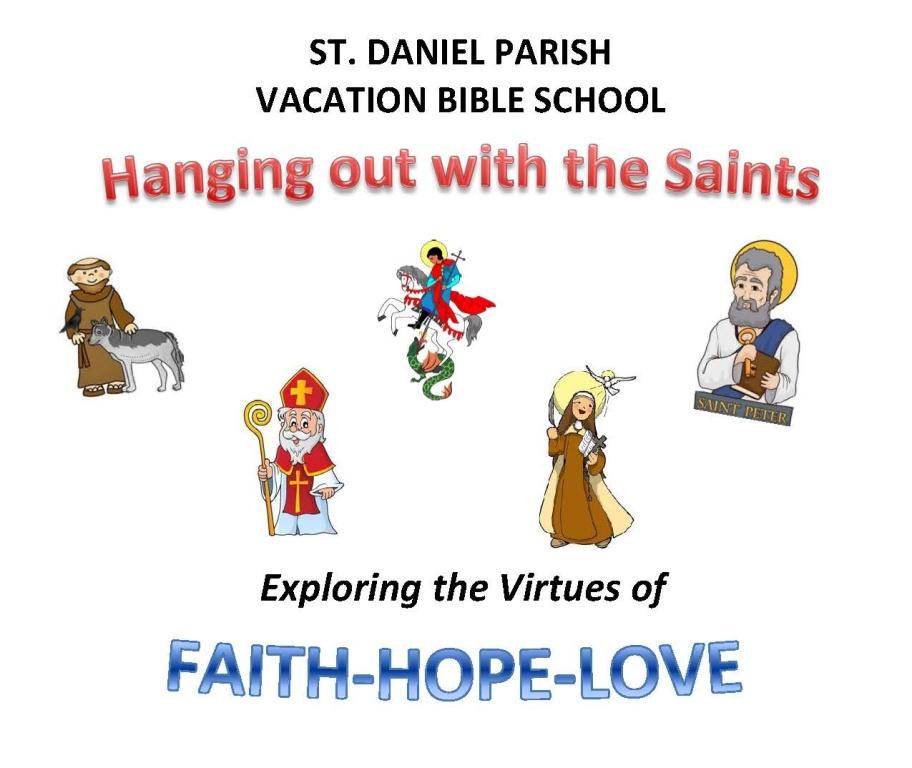 St Daniel Vacation Bible School