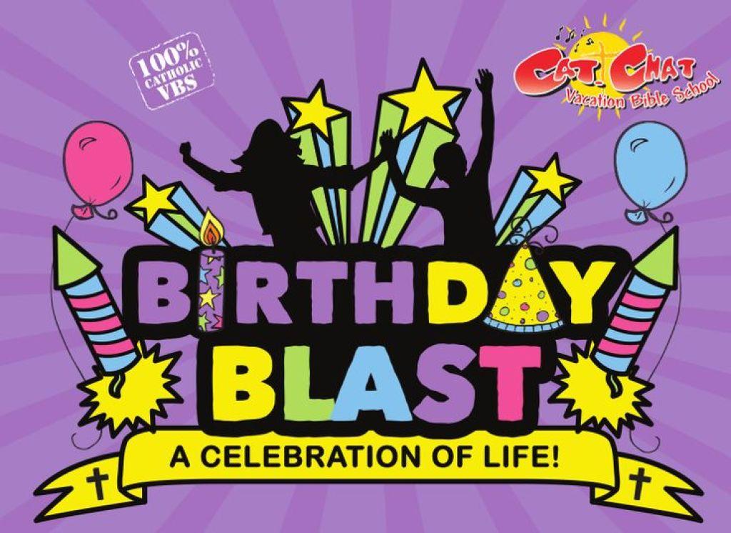 Birthday Blast Vacation Bible School