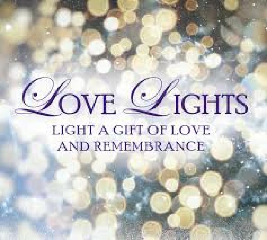 Love Lights of St James 2020