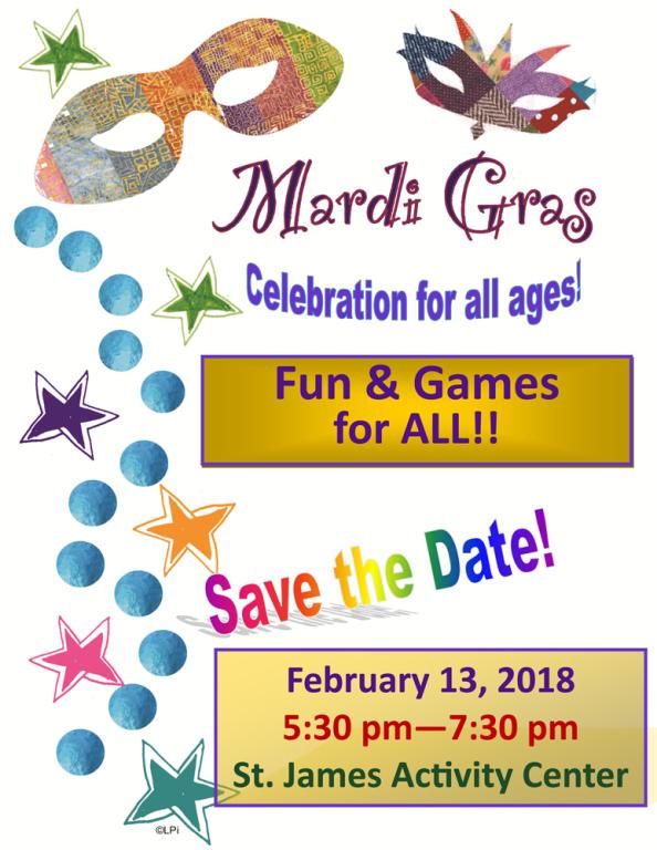 Mardi Gras 2018