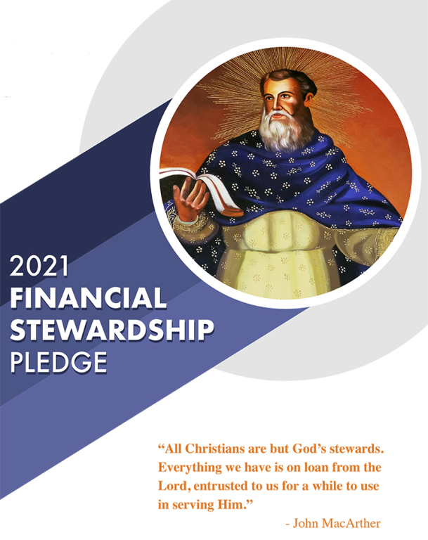 Financial Stewardship 2021