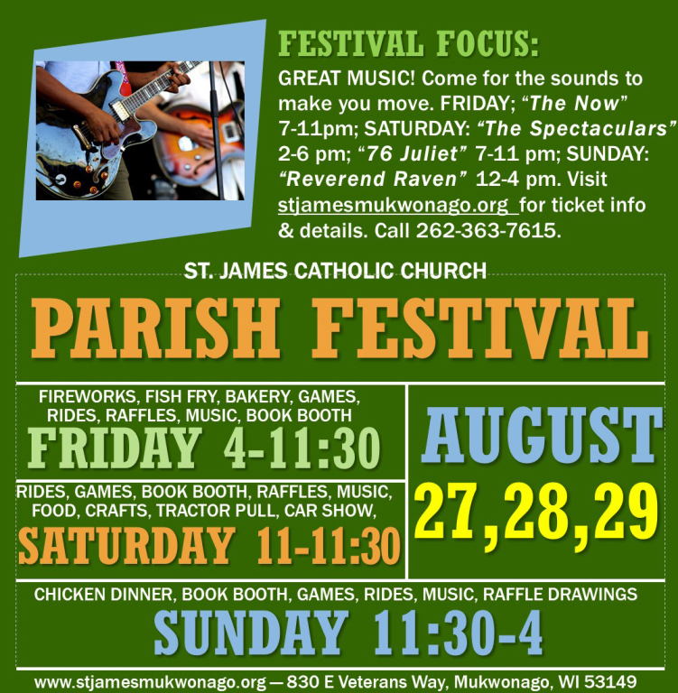 St James Church Festival