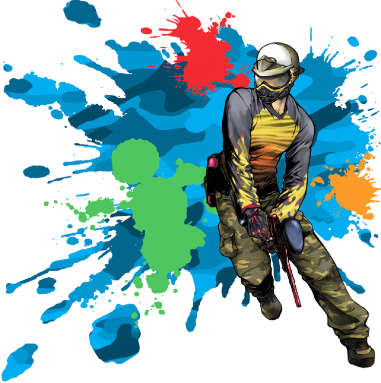 Seige Paint Ball