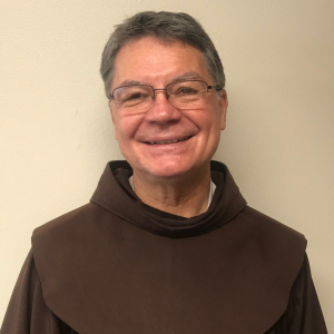 Photo of Father Ed Tlucek, OFM (Franciscan)