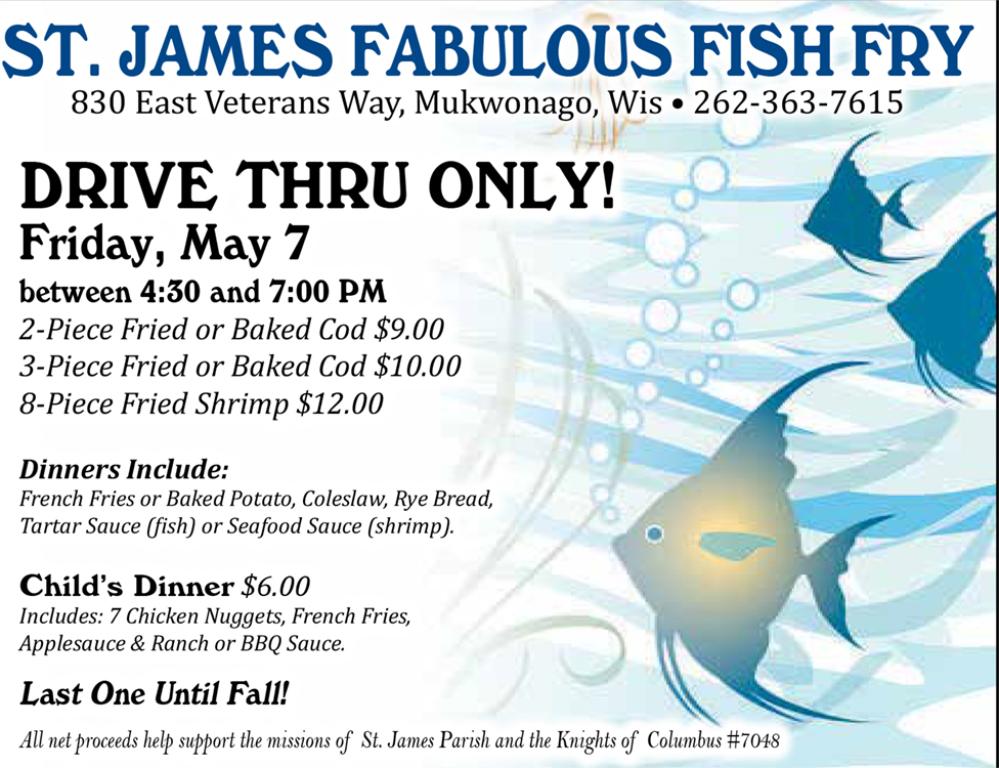 St James Fish Fry