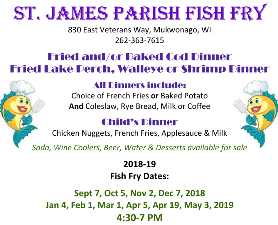 St James Parish Fish Fry
