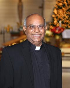 Photo of Father Loyola Amalraj