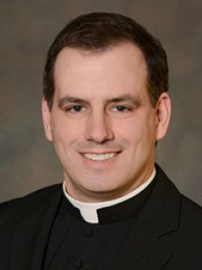 Photo of Father Matthew McMorrow