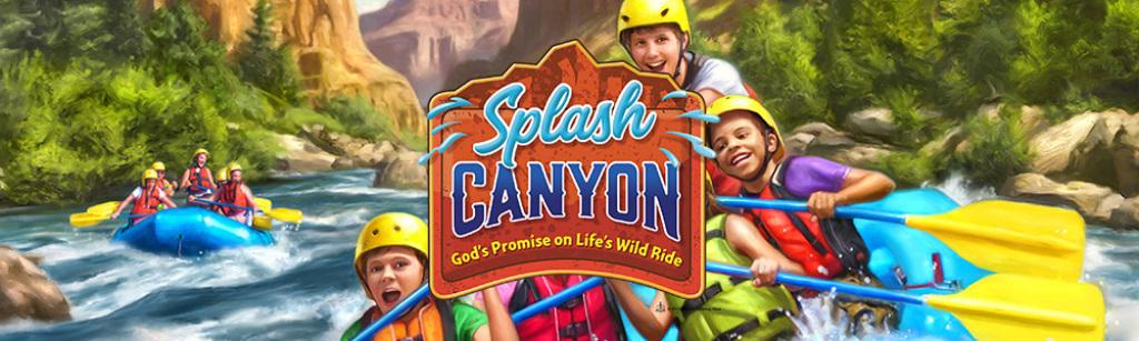 Splash Canyon