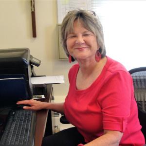 Photo of Ms. Sharon Fanning