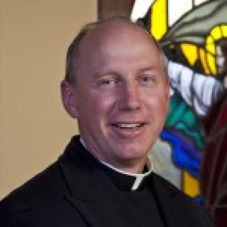 Padre Matthew VanSmoorengburg L.C.
