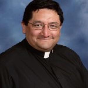 Photo of Rev. Mr. Ed Rubio