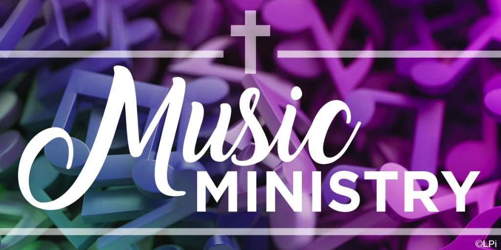 Music Ministry Header