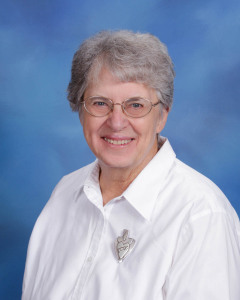 Photo of Sister Sharon Richards, SDSH