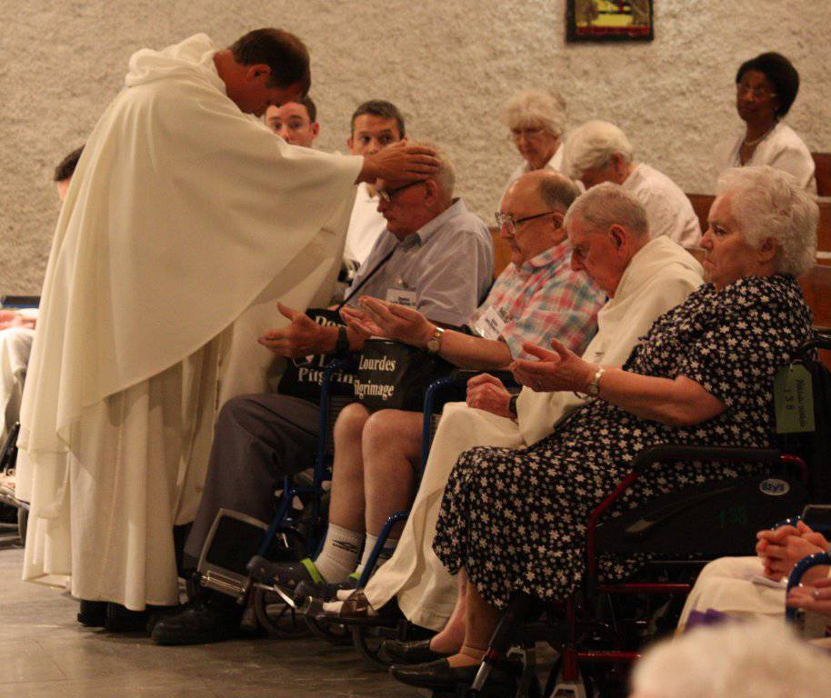 Anointing of the sick non-catholic dating
