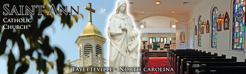 St Ann Catholic Church Fayetteville, NC