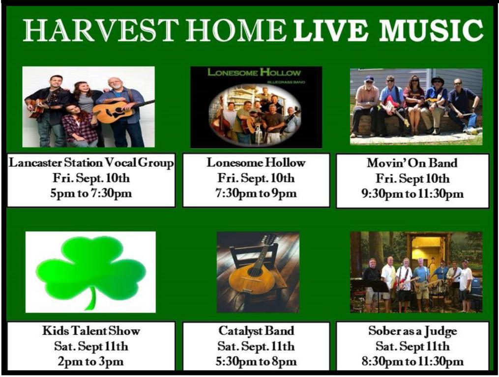 hh live music schedule