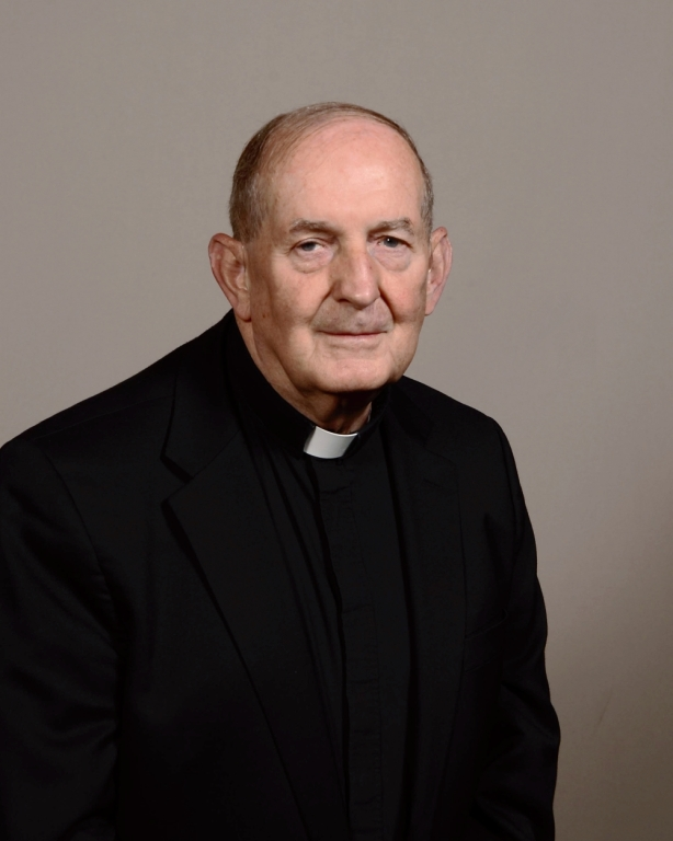 Photo of Rev. Thomas E. Reidy