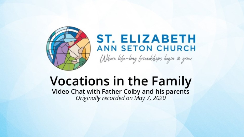 vocations video