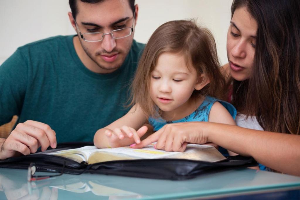 family faith at home