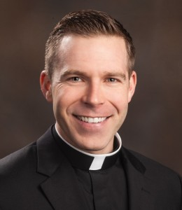 Photo of Rev. Colby J. Elbert