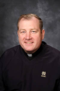 Photo of Father Ben Uhlenkott