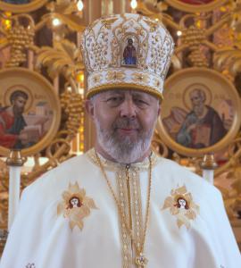 Photo of Very Reverend Mitred Archpriest Mihai Dubovici
