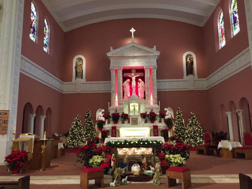 St. Anthony's Christmas 2014