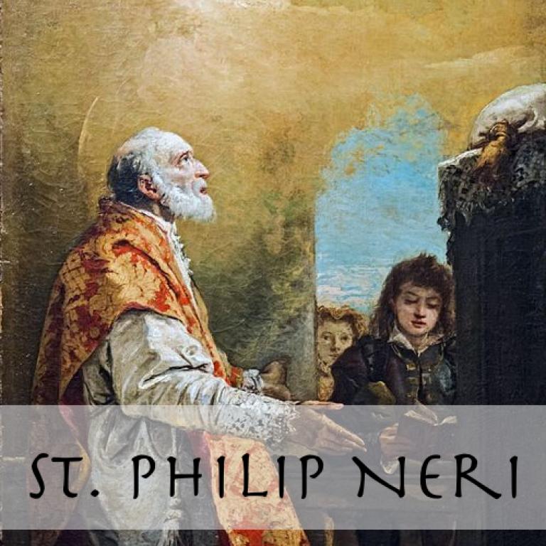 Phlilip Neri