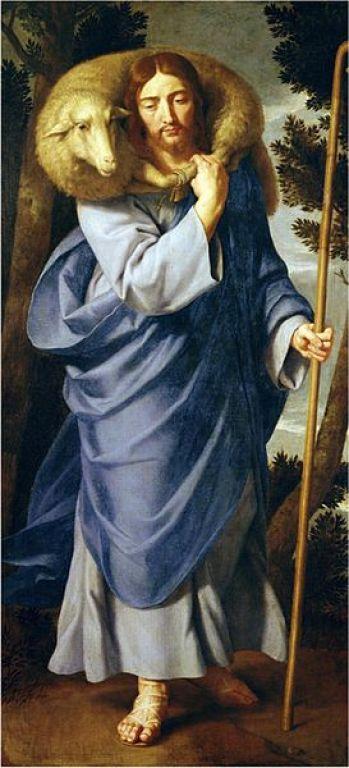 Good Shepherd by Jean Baptiste de Champaigne, 17th century