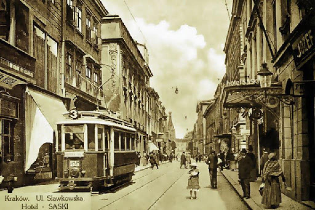 Krakow in 1914