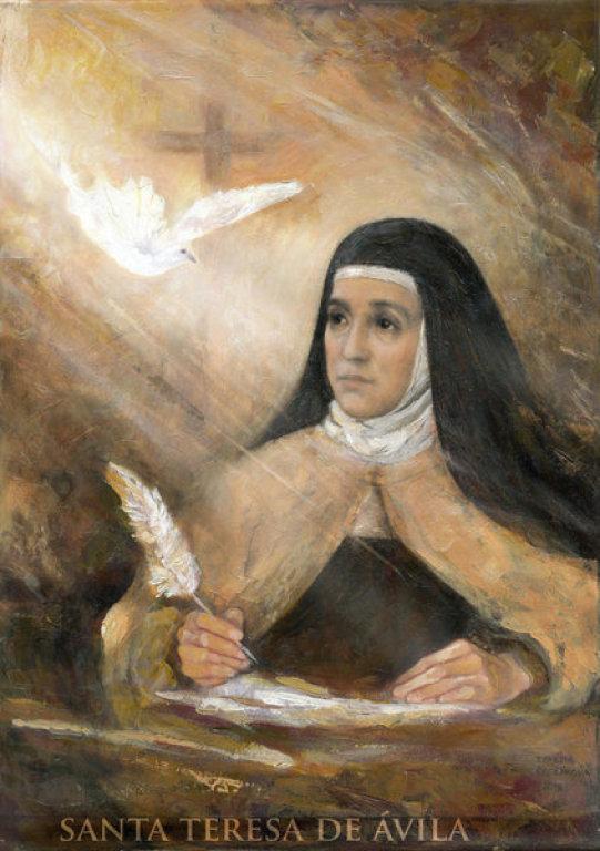 Saint Theresa of Aville