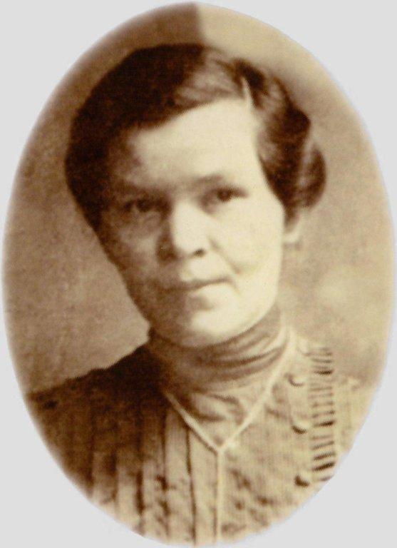 Angela Salawa portrait