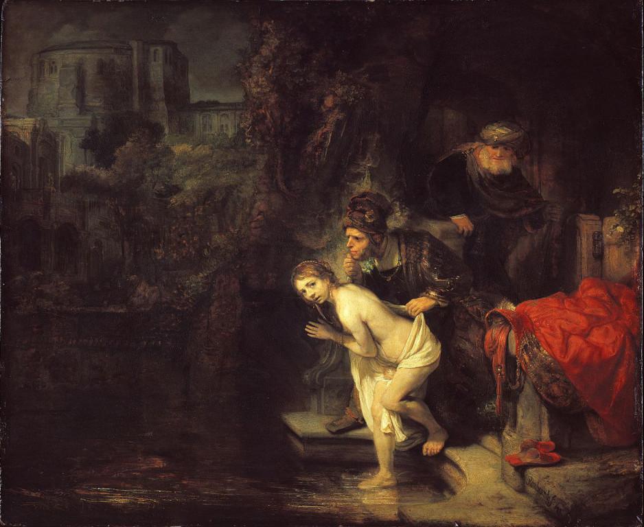 Susanna by Rembrandt