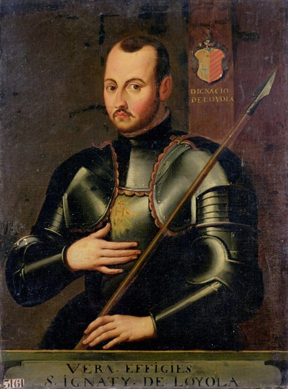 Ignatius of Loyola as a Soldier