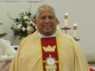 Photo of Father G. Amaldoss, PhD