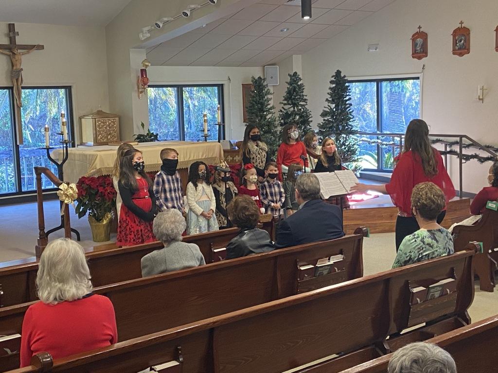 CCD Christmas Choir