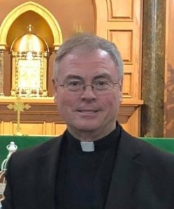 Photo of Father Thomas Farrell