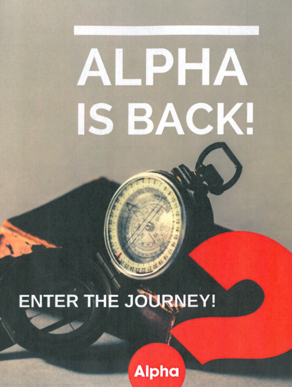 Alpha is back