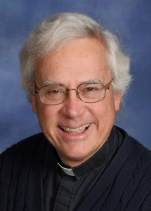 Photo of Fr. Chuck Hanel